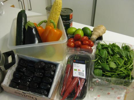 3 dages kostregistrering på en fedtfattig plantebaseret vegansk kost | HelePlanter.dk