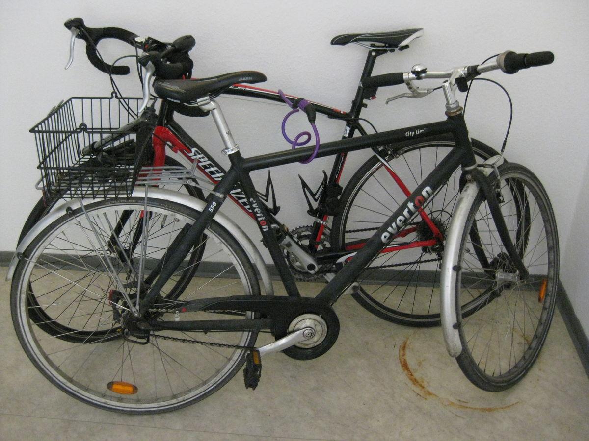 Super Sikring af cykler