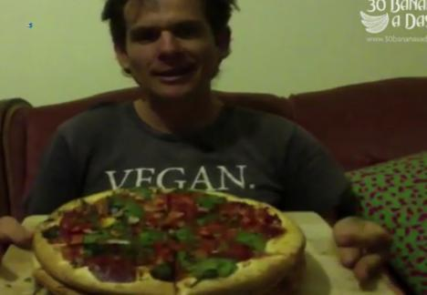 Vegansk Pizza