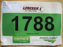 Løbsnummeret fra Marselisløbet 2014 12 km (1788)
