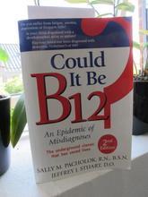 Kan årsagen være B12?