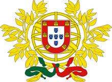 Portugals våbenskjold.