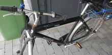Cykel som er klar til cykelløb.