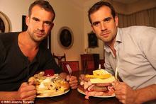 Tvillingelægerne, sukker mod fedt.